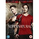Dvd supernatural Filmer Supernatural - Season 6 Complete [DVD] [2011]